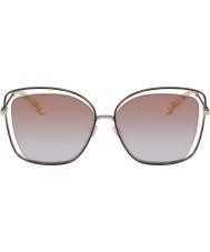 Chloe Damen ce133s 211 60 Mohn-Sonnenbrille