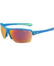 Cebe Wild Blue 1500 grau mehrschichtige Sonnenbrille mit gelben und klaren Wechselgläsern
