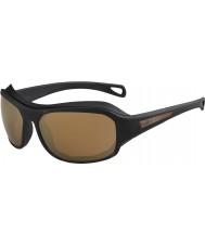 Bolle 12250 whitecap schwarze sonnenbrille