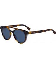 HUGO BOSS Herren boss0972 s ipr ku 52 Sonnenbrille