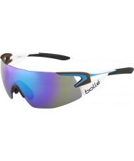 Bolle 5. Element pro Team AG2R La Mondiale blau-violette Sonnenbrille
