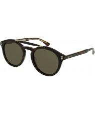 Gucci Herren gg0124s 002 Sonnenbrille