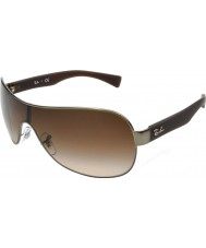 RayBan Rb3471 32 Youngster matte Rotguss 029-13 Sonnenbrille