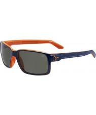Cebe Geck blau aus Orange in den Sonnenbrillen
