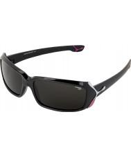 Cebe Lippenstift (im Alter von 9 plus) glänzend schwarz 2000 grau Sonnenbrille