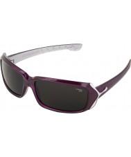 Cebe Lippenstift (im Alter von 9 plus) Kristallviolett 2000 grau Sonnenbrille