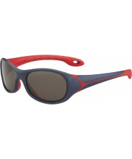 Cebe Cbflip24 Flipper blaue Sonnenbrille