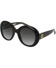 Gucci Damen gg0139s 001 Sonnenbrille