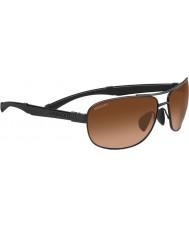 Serengeti 7973 Norcia schwarze Sonnenbrille