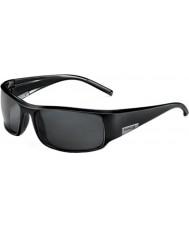 Bolle 10998 König schwarze Sonnenbrille