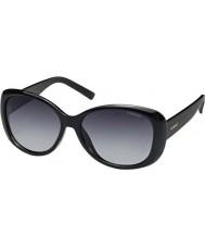 Polaroid Pld4014-s d28 wj glänzend schwarz polarisierten Sonnenbrillen