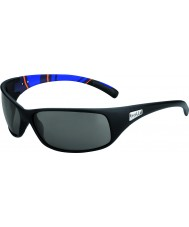 Bolle 11966 Rückstoß graue Sonnenbrille
