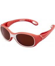 Cebe S-Kimo (Alter 1-3) Rot 2000 Melanine Sonnenbrille