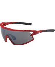 Bolle B-Rock matt rot und schwarz tns Pistole Sonnenbrille
