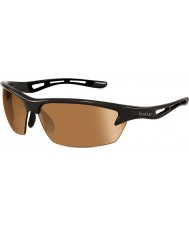 Bolle Bolt glänzend schwarz Modulator v3 Golf Sonnenbrille