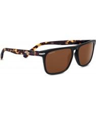 Serengeti Carlo schwarz moosigen Eiche polarisiert Fahrer Sonnenbrille