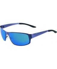 Bolle 12241 Auckland blaue Sonnenbrille