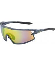 Bolle B-Rock matt Rauch Modulator braun Smaragd Sonnenbrille