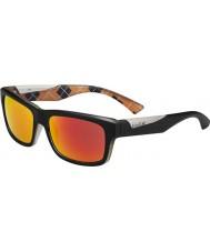 Bolle 11877 jude schwarze Sonnenbrille