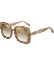 Jimmy Choo Damen cait s kdz jl 54 Sonnenbrille