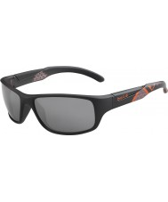 Bolle 12263 vibe schwarze Sonnenbrille