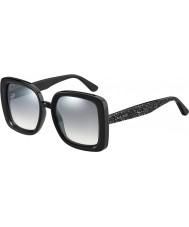 Jimmy Choo Damen cait s ns8 ic 54 Sonnenbrille